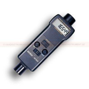 Varvräknare varvtalsmätare, mini, laserfotodiod