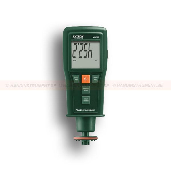 Kombinerad varvräknare varvtalsmätare vibrationsmätare